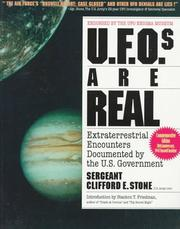 Cover of: Ufos Are Real