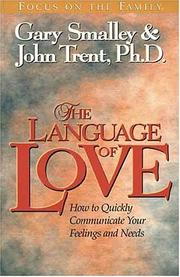 Cover of: The Language of Love | Gary Smalley, John Trent