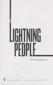 Cover of: Lightning people