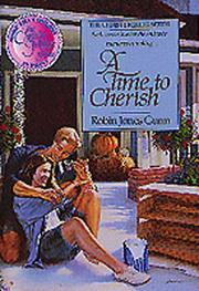 Cover of: A time to cherish