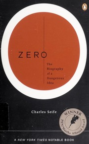 Cover of: Zero | Charles Seife