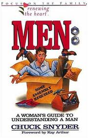 Cover of: Men: Some Assembly Required | Chuck Snyder