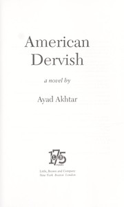 Cover of: American dervish | Ayad Akhtar