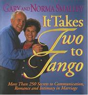 Cover of: It takes two to tango