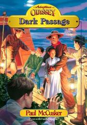 Cover of: Dark passage | Paul McCusker
