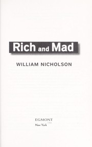 Cover of: Rich and Mad