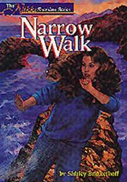 Cover of: Narrow walk