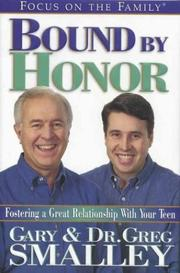 Cover of: Bound by honor