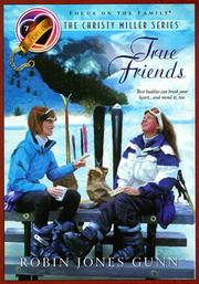 Cover of: True Friends