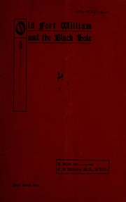 Cover of: Old Fort William and the black hole