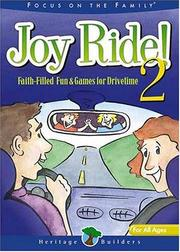Cover of: Joy Ride! #2 (5-12 yrs)