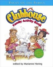 Cover of: Focus on the Family clubhouse family activity book
