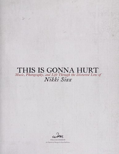27f832f4c44 This is gonna hurt (2011 edition) | Open Library