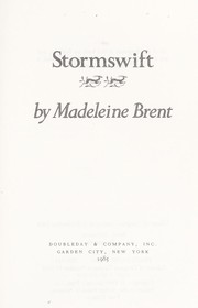 Cover of: Stormswift