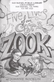 Cover of: The five lives of our cat Zook