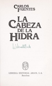 Cover of: La cabeza de la hidra