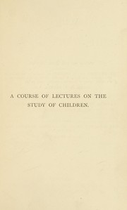 Cover of: The children | Warner, Francis