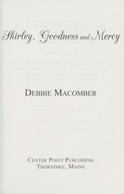 Cover of: Shirley, Goodness and Mercy