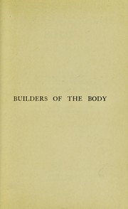 Cover of: Builders of the body