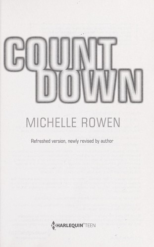 Countdown by Michelle Rowen