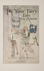 Cover of: Its your fairy tale you know