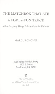 Cover of: The matchbox that ate a forty-ton truck
