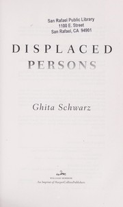 Cover of: Displaced persons | Ghita Schwarz
