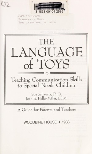 The language of toys by Sue Schwartz