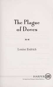 Cover of: The Plague of Doves LP: A Novel