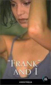 Cover of: Frank and I |