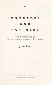 Cover of: Comrades and partners