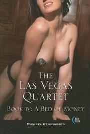 Cover of: The Las Vegas Quartet: Book IV | Michael Hemmingson