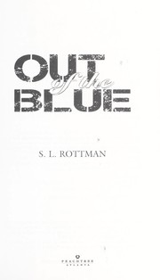 Cover of: Out of the blue