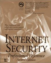 Cover of: Internet security professional reference |