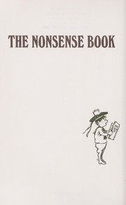 Cover of: The nonsense book of riddles, rhymes, tongue twisters, puzzles and jokes from American folklore