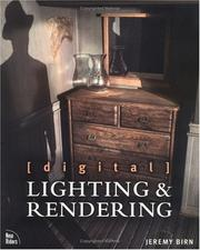 Cover of: Digital Lighting & Rendering
