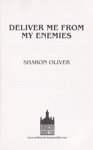 Deliver Me From My Enemies (Urban Christian)