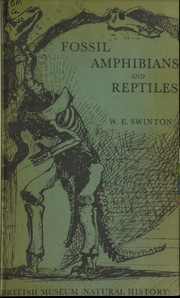 Cover of: Fossil amphibians and reptiles