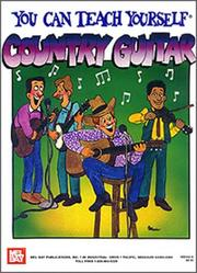 Cover of: You Can Teach Yourself Country Guitar