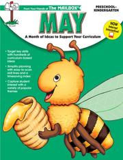 Cover of: May Monthly Idea Book
