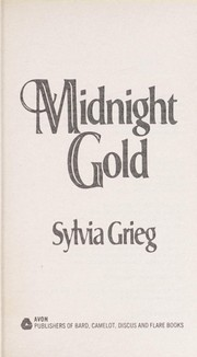 Cover of: Midnight Gold