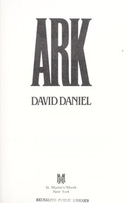 Cover of: Ark