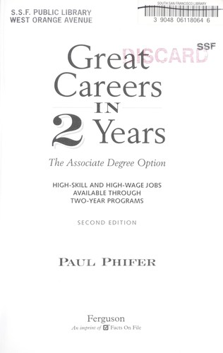 Great Careers in 2 Years