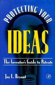 Cover of: Protecting Your  Ideas