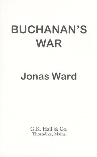 Buchanan's war