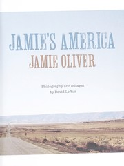 Cover of: Jamie's America