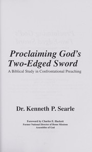 Cover of: Proclaiming God