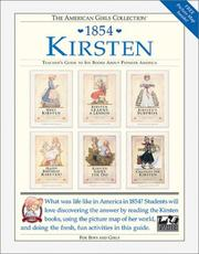 Cover of: Kirsten 1854
