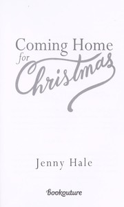 Cover of: Coming home for Christmas