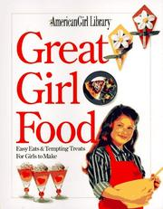 Cover of: Great Girl Food